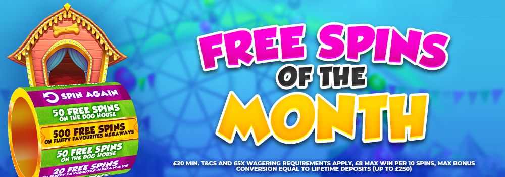 free-spins-of-the-month